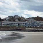 View of property from Ogunquit Beach