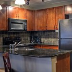  1 and 2 bedroom Kitchens