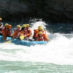 White Water Rafting on the Fraser River