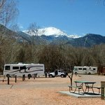 Garden of the Gods Campground
