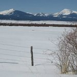  View from Jackson, Montana