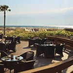Oceanfront Dining Deck