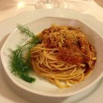  Spaghetti con le sarde