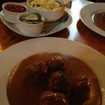 Swedish Meatballs and Sides