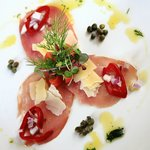  pork carpaccio