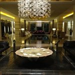 Lobby of Sofitel Rabat