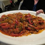  chicken cacciatore