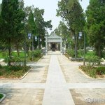 Enthronement Monument and Cabinet