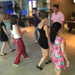 Free Salsa Lessons For Hotel Guests!