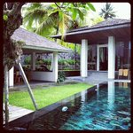 Private pool villa #1
