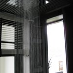  special rain shower from ceiling
