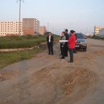 Huangchuan Centural County Office Site