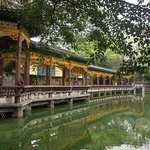 Shuining Temple and Statues