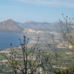  vue depuis Erice