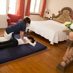 BIO week end alla Locanda con trattamento Shiatsu in camera