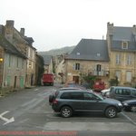  Montignac from the hotel
