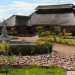 The lovely Makgabeng Lodge