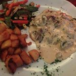 chicken and mushroom sauce