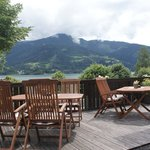  Garten mit Terrasse Seeblick