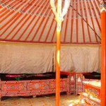 Khan Khentii Backpackers Camp