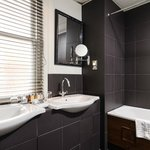 Bathroom at Sloane Square Hotel London