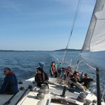 Kruger Escapes - Sailing Charters - Day Sails
