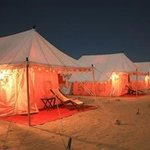 Vallabh Darshan Desert  Camp Sam Sand Dunes
