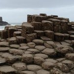 the giants causeway - just yards from the hotel