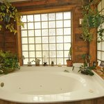  Rustic Room Jetted Tub