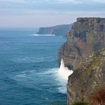  Cliffs of Moher in the evening