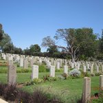 American Colony Cemetery