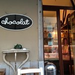  chocolat a Trieste