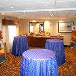 New Meeting Room - Hampton Inn & Suites, Newport News