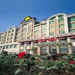 Welcome to the Days Inn Yiwu
