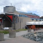 Alderney Landing