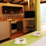  Room with a kitchen