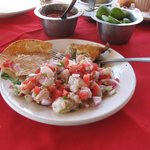  Shrimp Ceviche ...fantastic