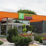Welcome to the hotel Holiday Inn Express Strasbourg Sud