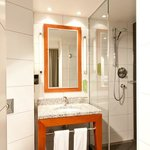 Our Guest Bathroom with Shower