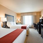 Foto van Holiday Inn Express Hotel & Suites Bossier City