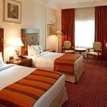  Relax in our spacious standard rooms