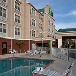  Spend the day at the pool Holiday Inn Express and Suites SRQGR
