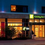  Holiday Inn Express Shrewsbury - Entrance