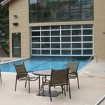 Clubhouse - Outdoor Pool Area