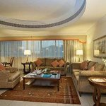 Real Suite Sitting Room
