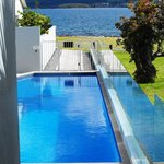 Poolside, Lakeside, Lake Taupo