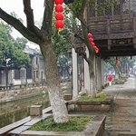 Huishan old town