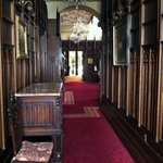  Beautiful Hallway within Kilronan Castle