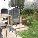  Giardino e forno / griglia
