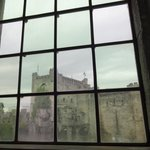  view of Castle Gravensteen from our room